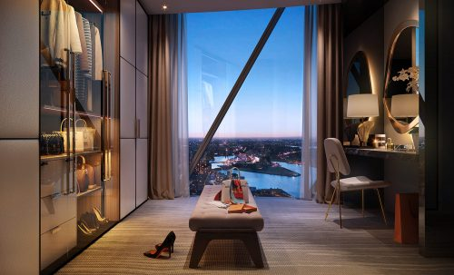 One Barangaroo Crown Residences, Sydney, Australia