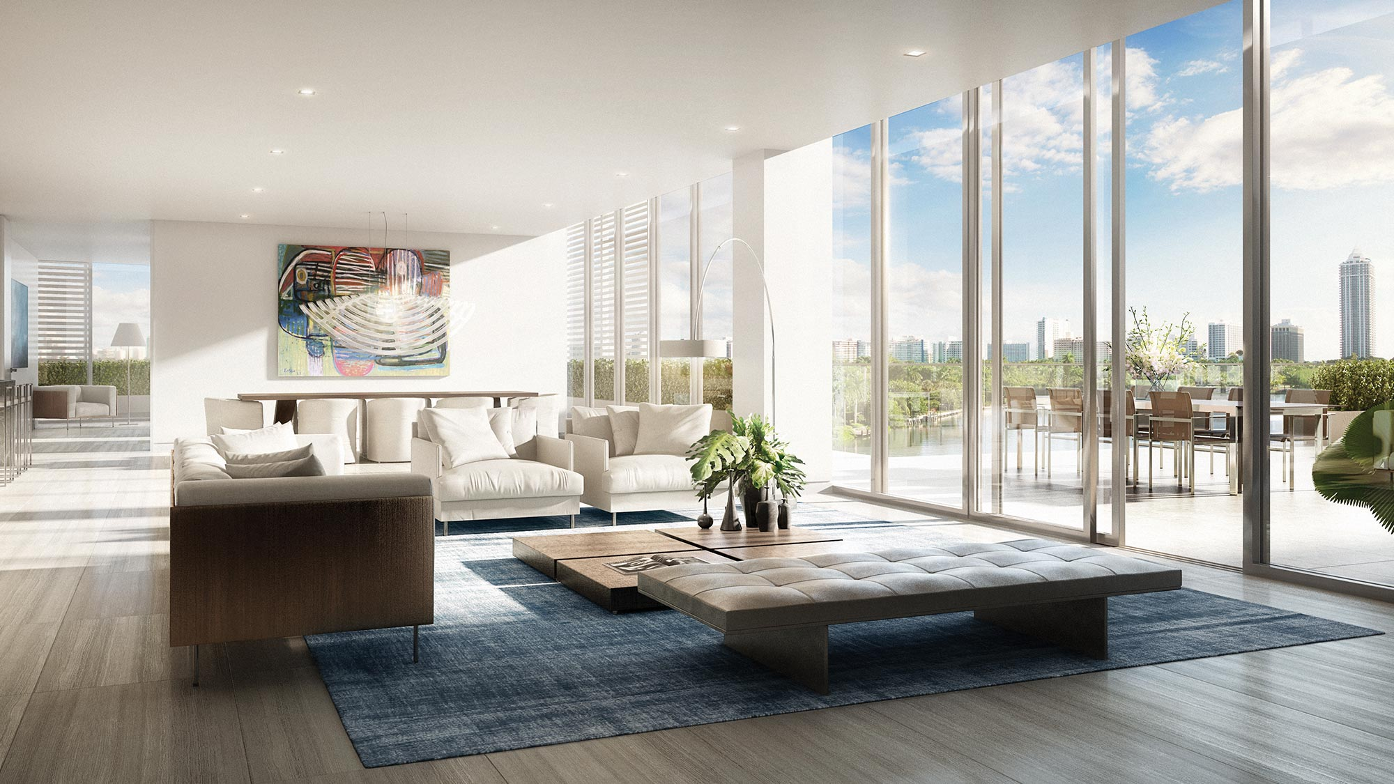 Ritz Carlton Residences Miami-Beach-Condos-Living-Room