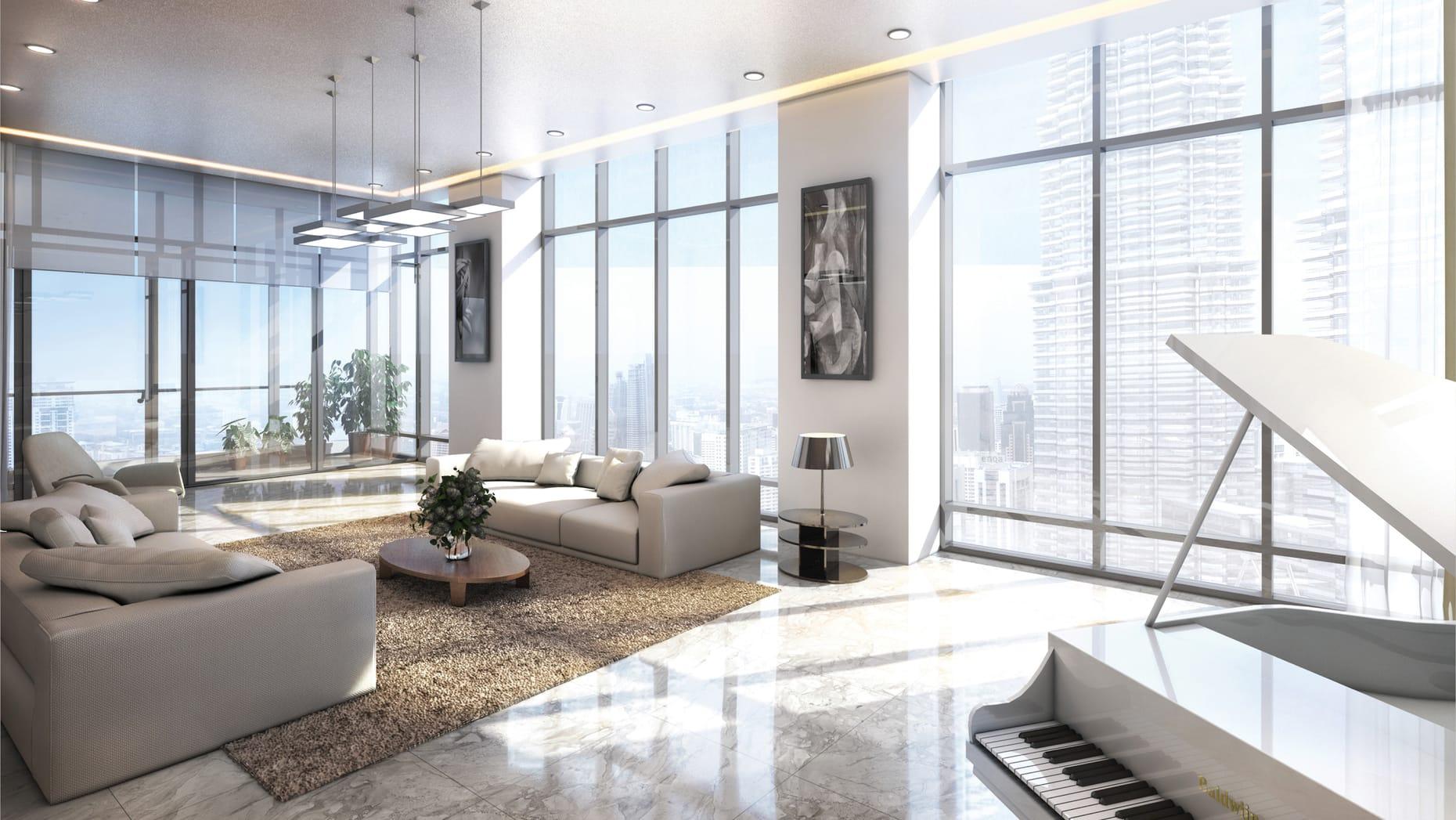 Four Seasons Private Residences Kuala Lumpur