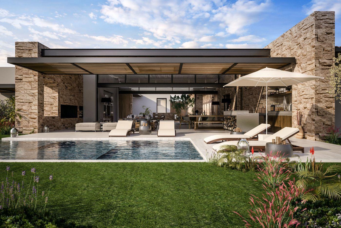 Ritz Carlton Los Cabos_Exterior_pool view