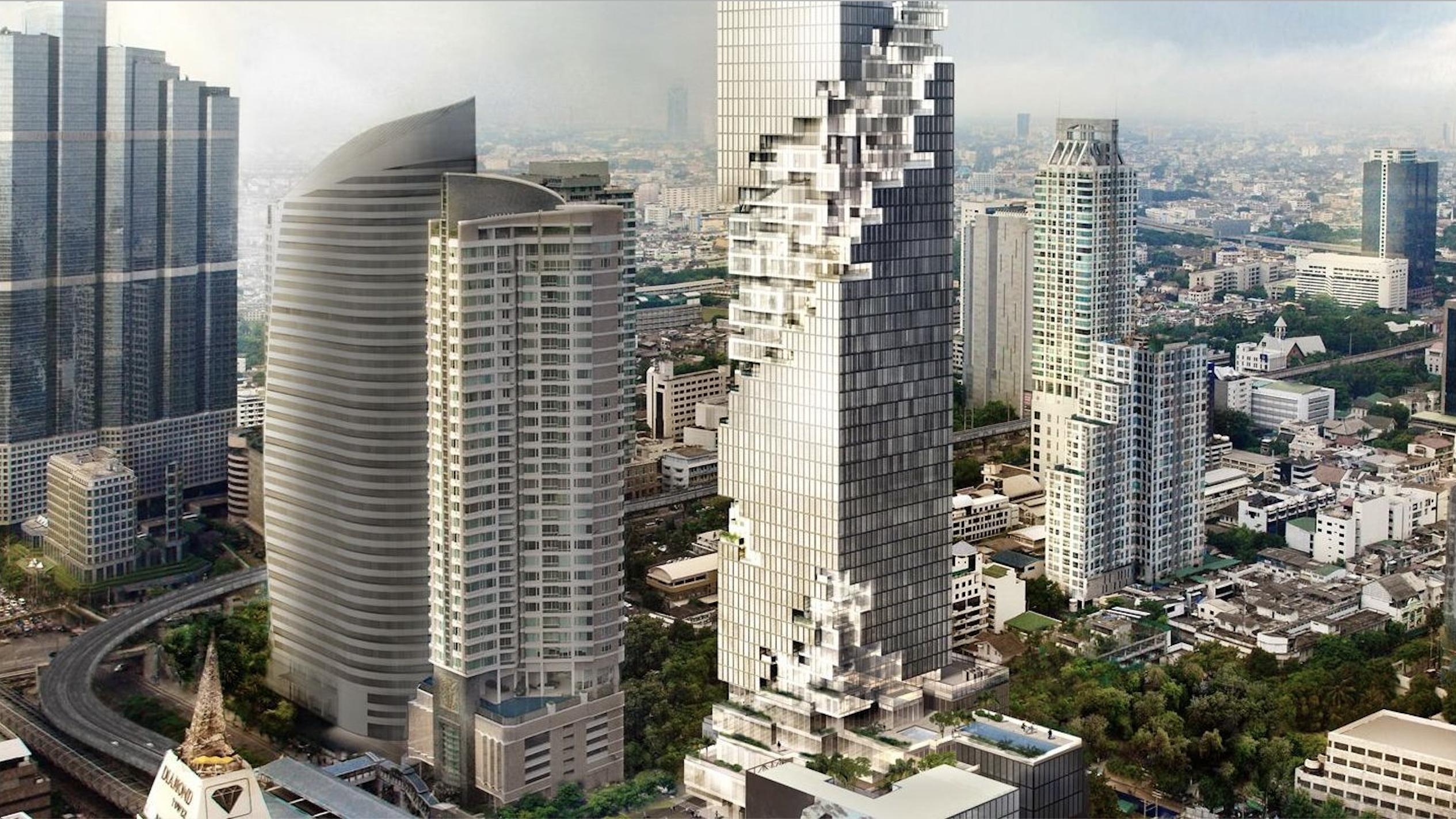 Ritz Carlton Residences Bangkok