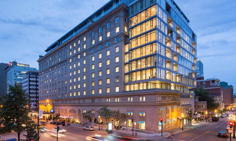 Ritz Carlton Residence Montreal