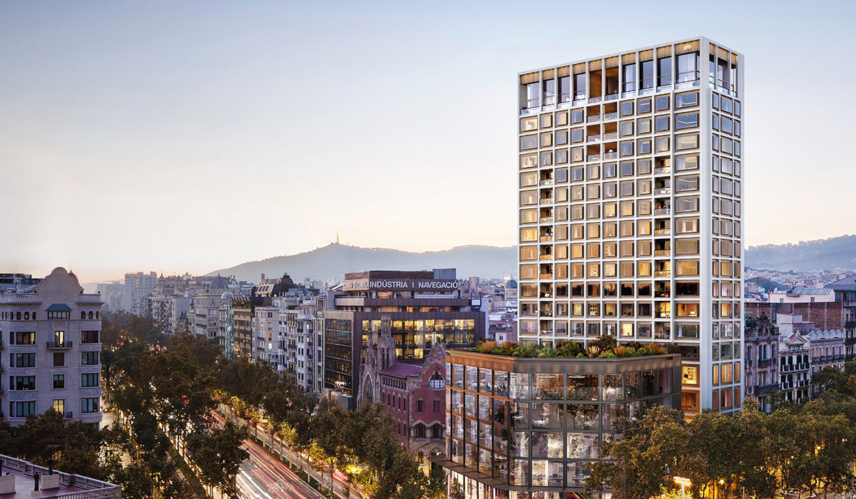 Mandarin Oriental Residences Barcelona