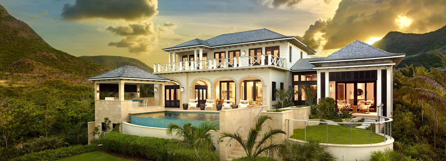 St Christophe Harbour custom homes