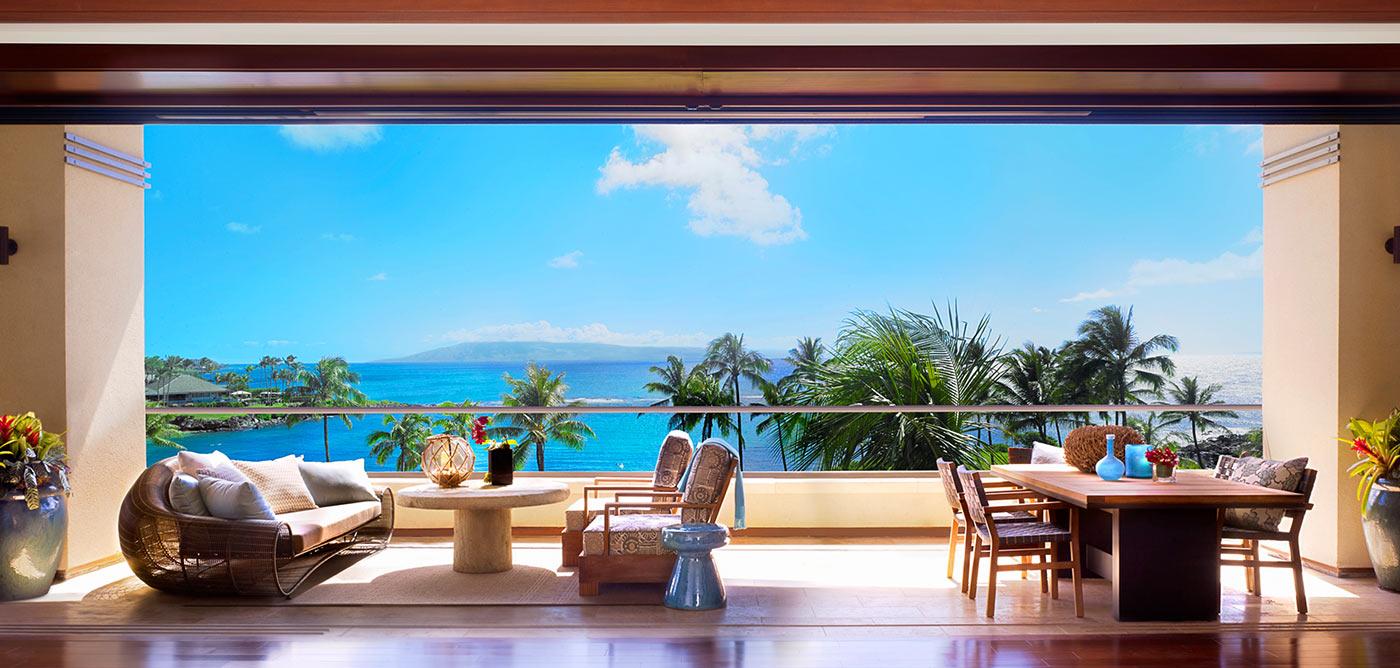 Montage Residences Kapalua Bay Maui Hawaii