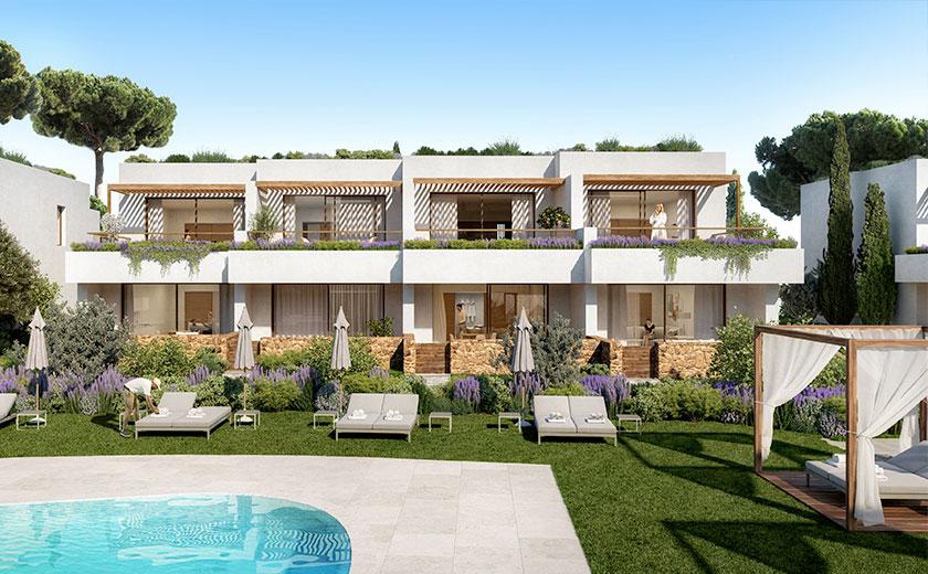 Lux Residences La Baraquette France