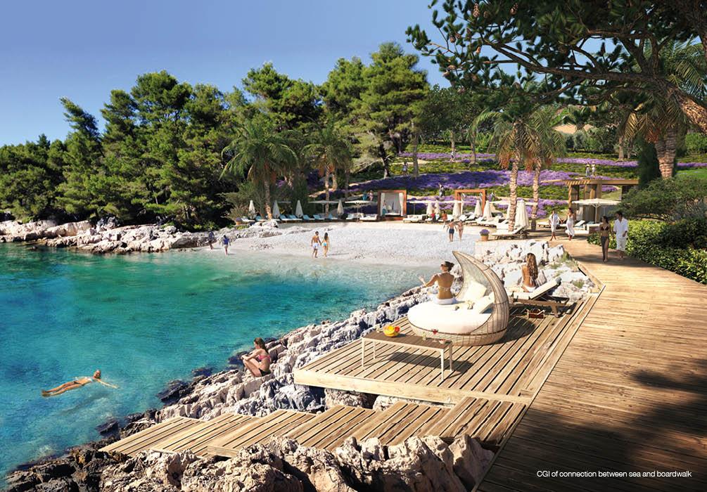 Four Seasons Residences Brizenica Bay Croatia