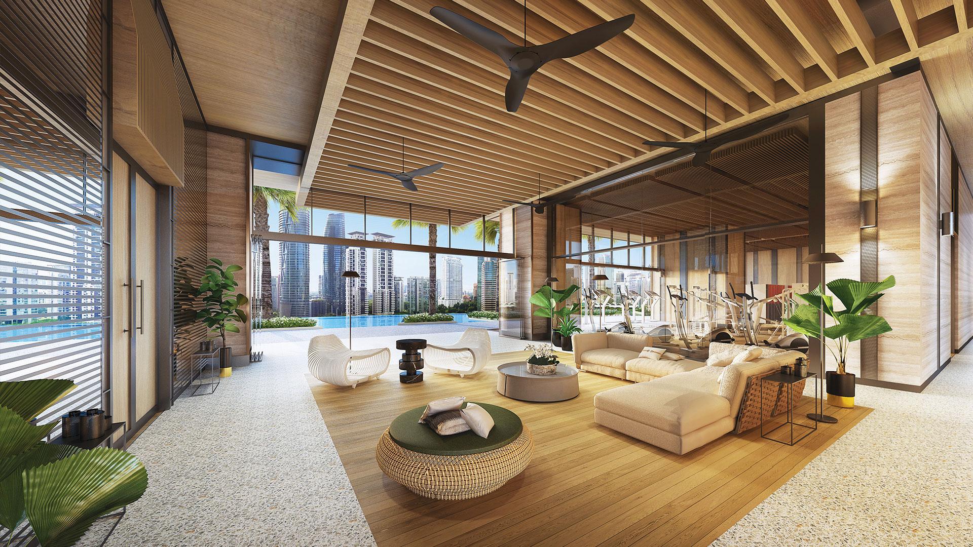 Jumeirah Living residences Kuala Lumpur