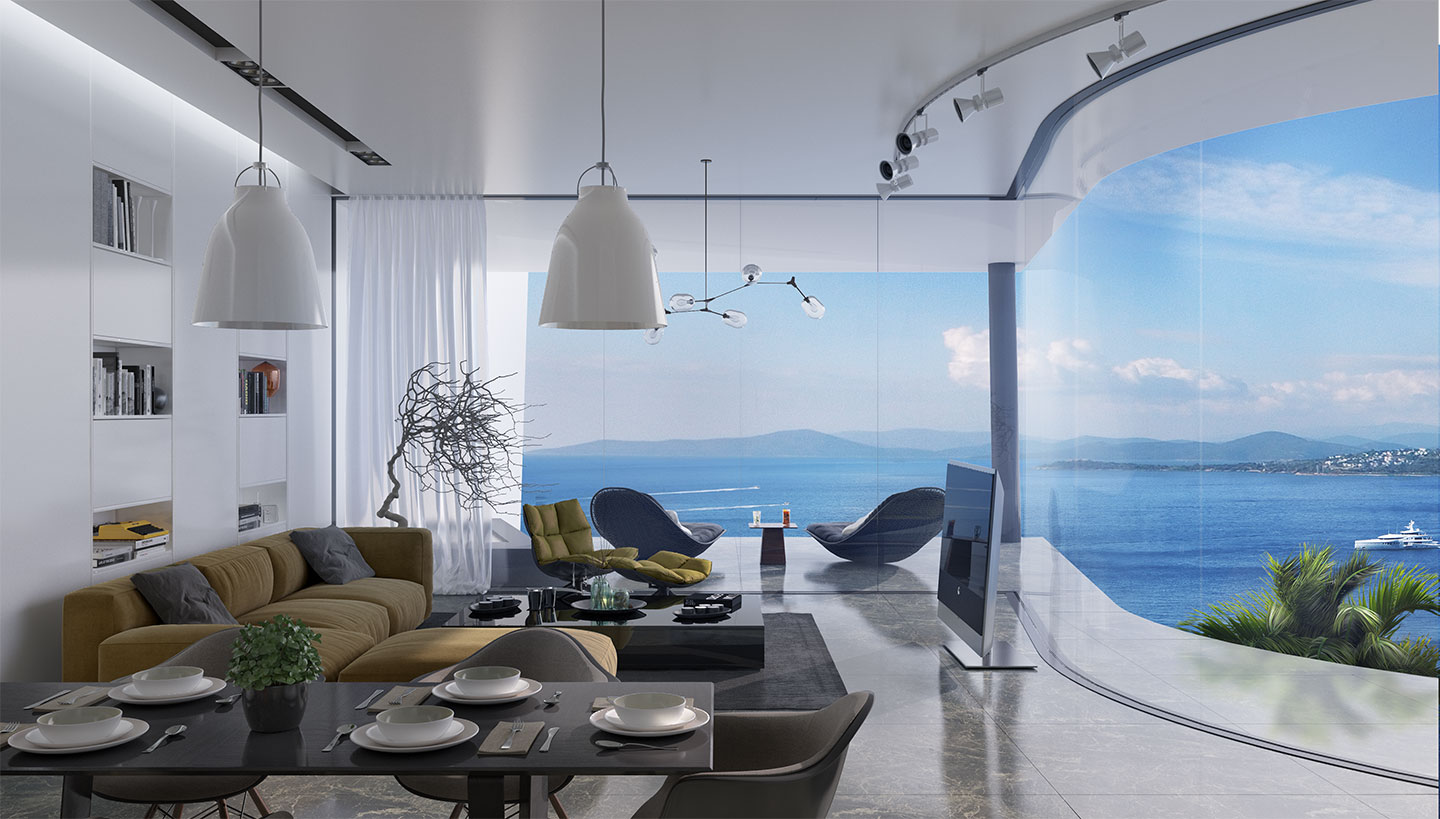 Lux Residences Bodrum Turkey