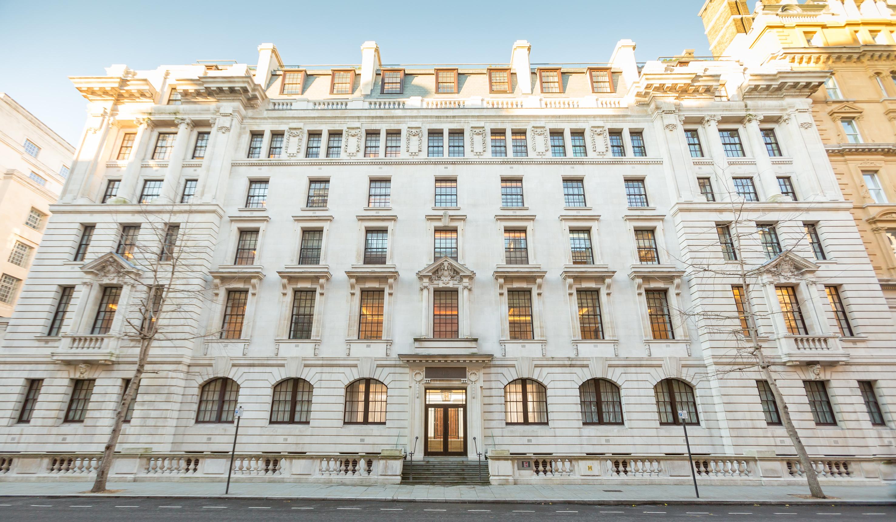 Corinthia Hotel Residences, 10 Whitehall Place