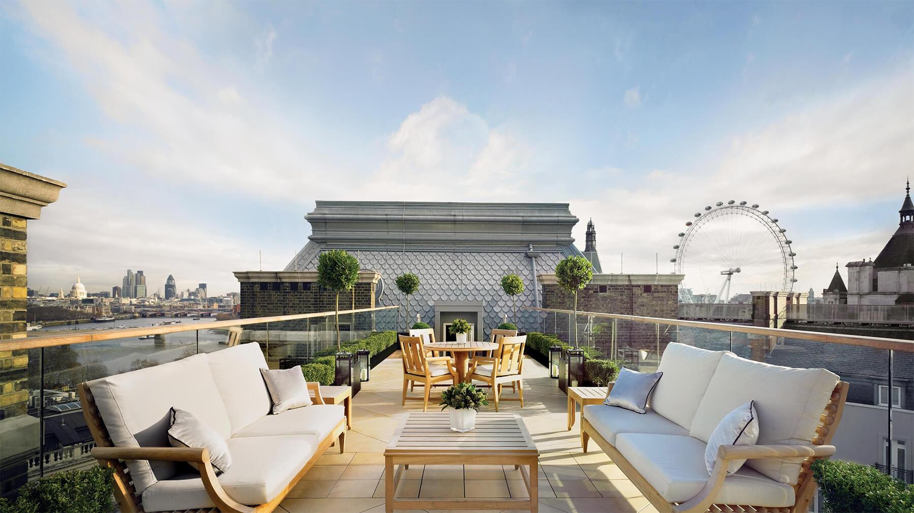 Corinthia Hotel Residences, 10 Whitehall Place, London ...