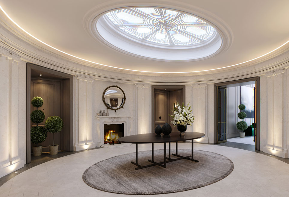 No 1 Grosvenor Square Residences