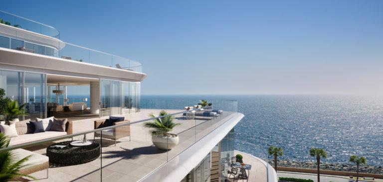 W Dubai The Palm Alef Residences