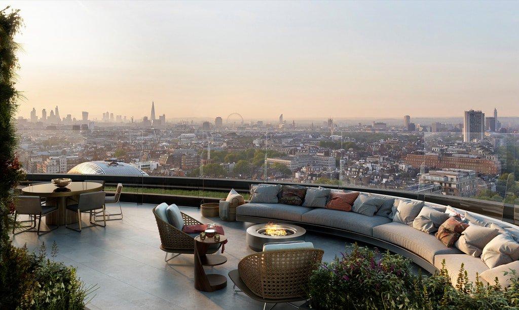 The Bryanston London