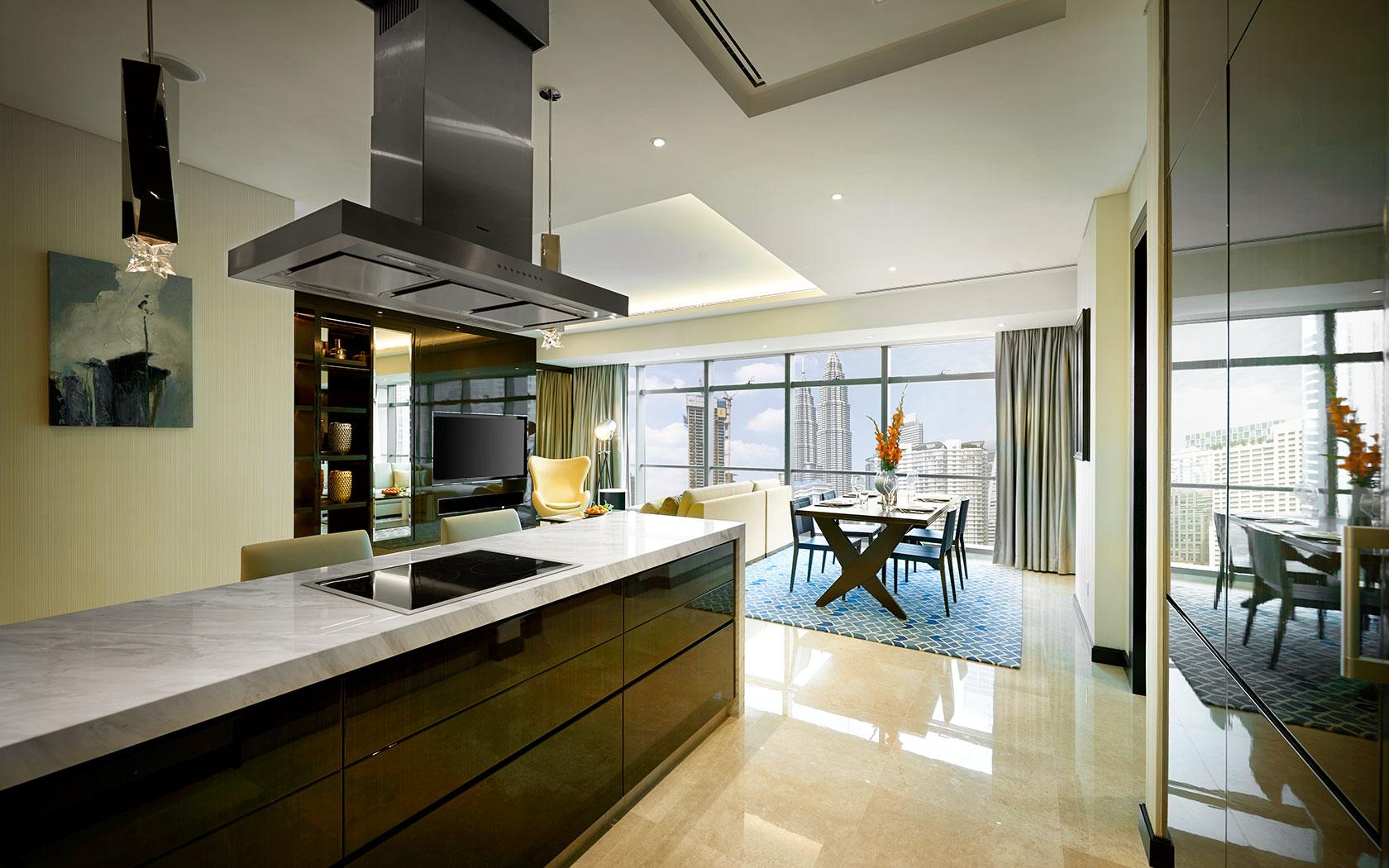 Ritz Carlton Residences Kuala Lumpur