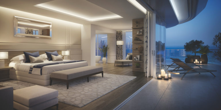 W Dubai The Palm Alef Residences