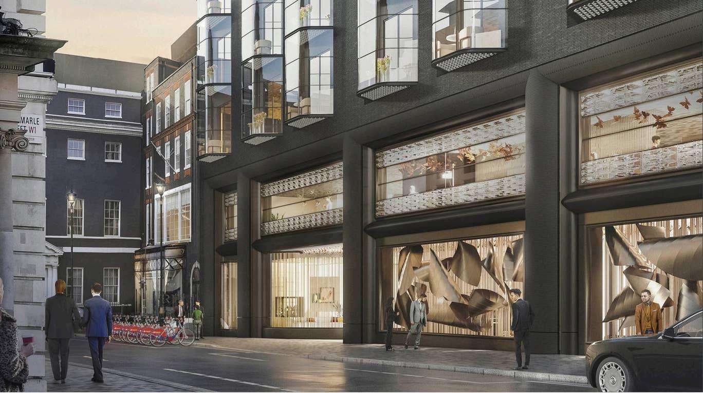 Cheval Blanc Private Residences London