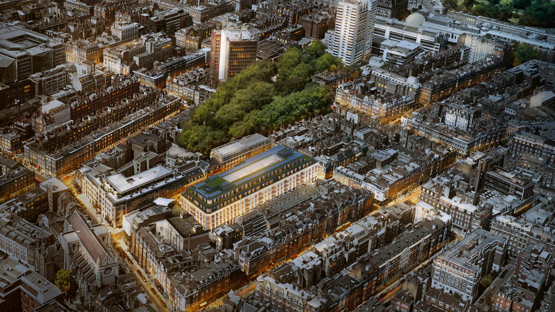 Marylebone Square London