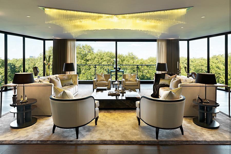 One Hyde Park: The Residences at Mandarin Oriental, London