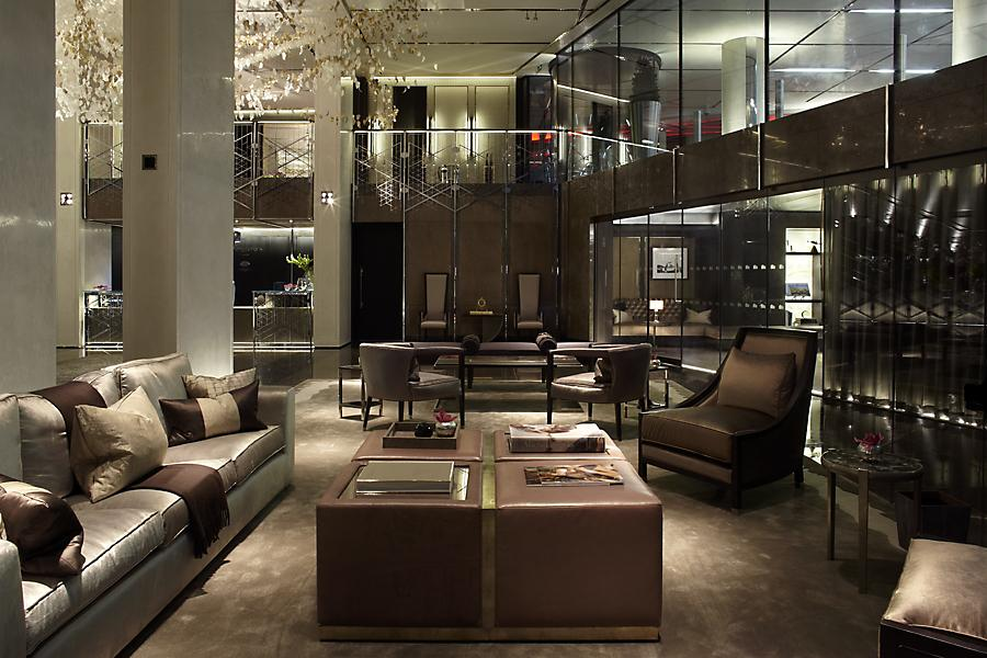 One Hyde Park: The Residences at Mandarin Oriental, London