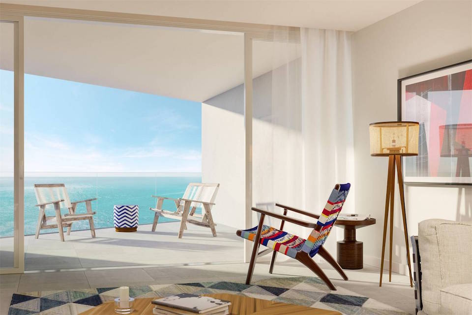 Andaz Residences Grace Bay Turks and Caicos