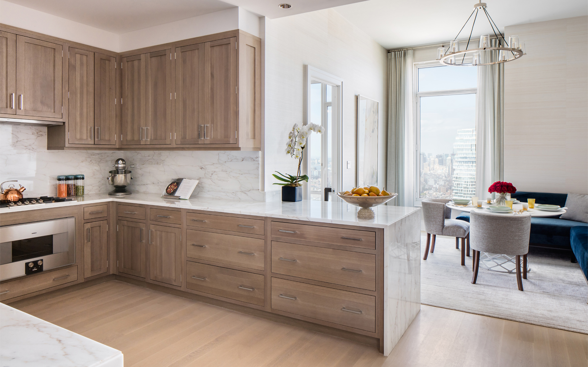 Four Season Private Residences New York30-park-place-kitchen
