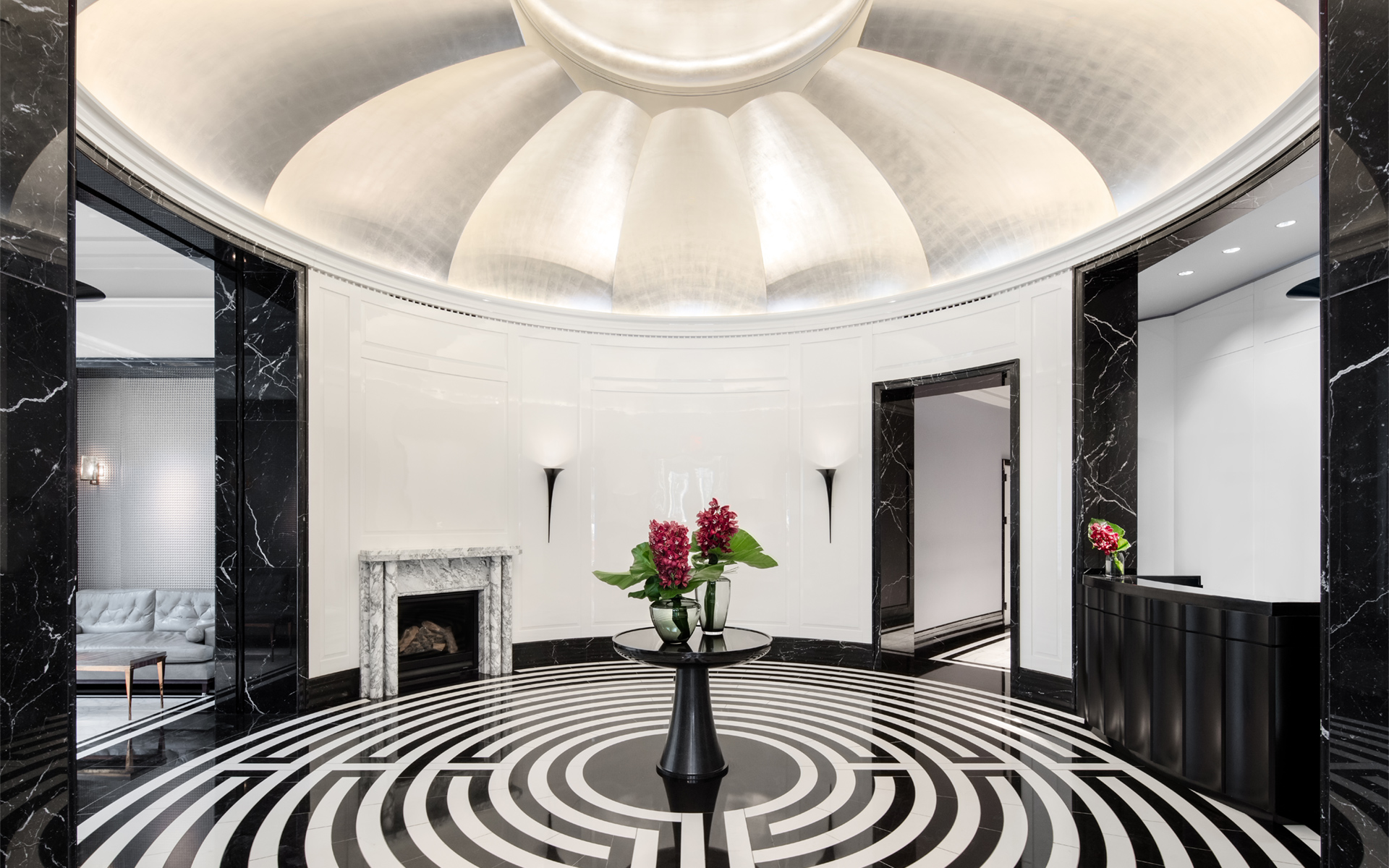 Four Season Private Residences New York30-park-place-lobby-1-1