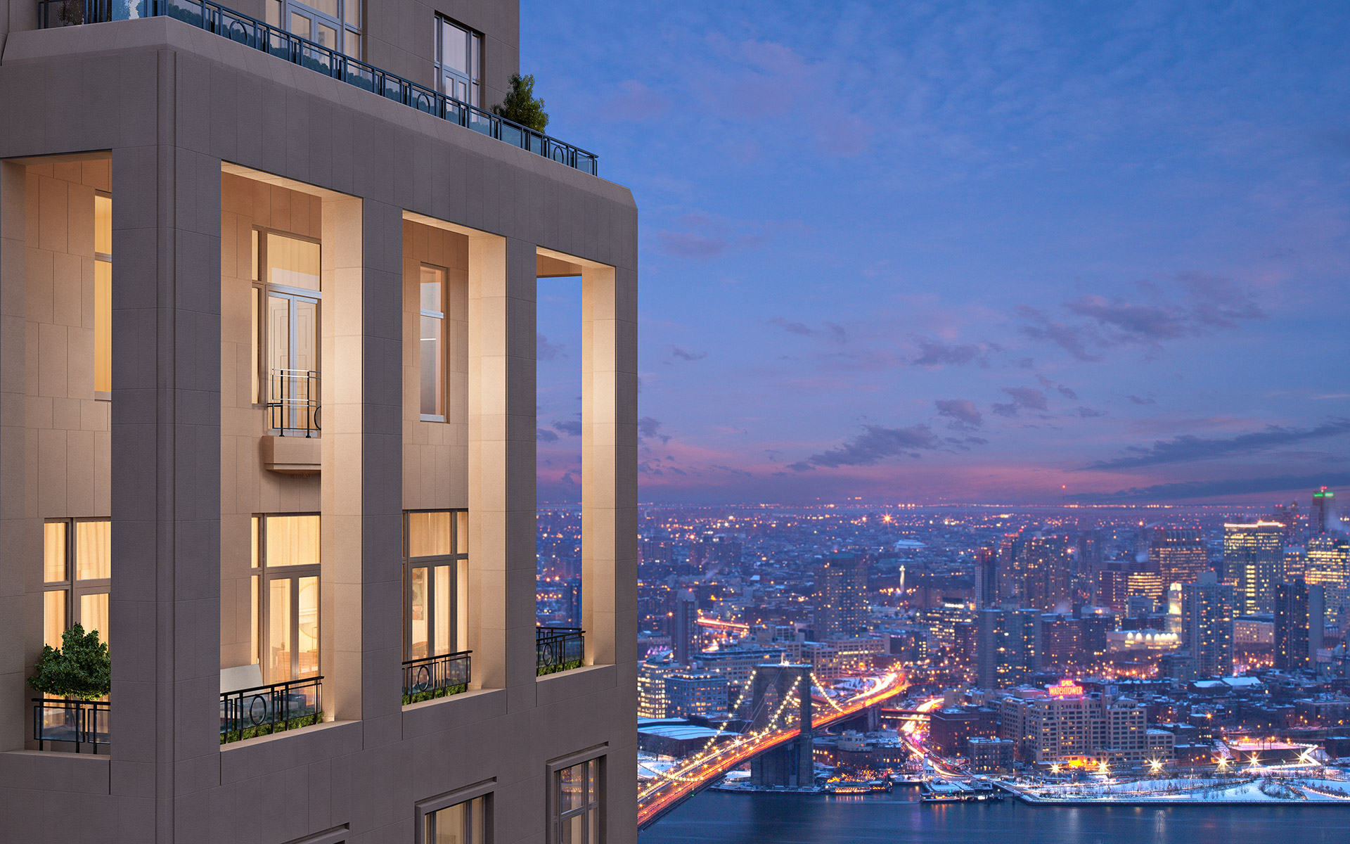 Four Season Private Residences New York30-park-place-loggia-1-1