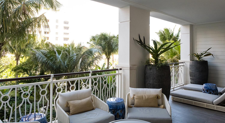 residences.bahamar.com Rosewood-Balcony