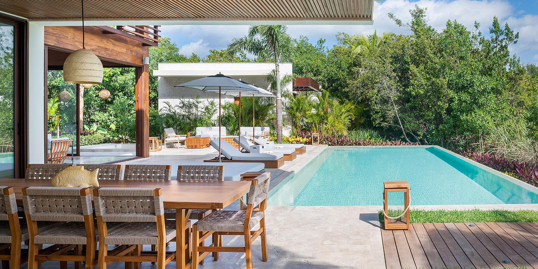 Rosewood Residences Mayakoba Mexico