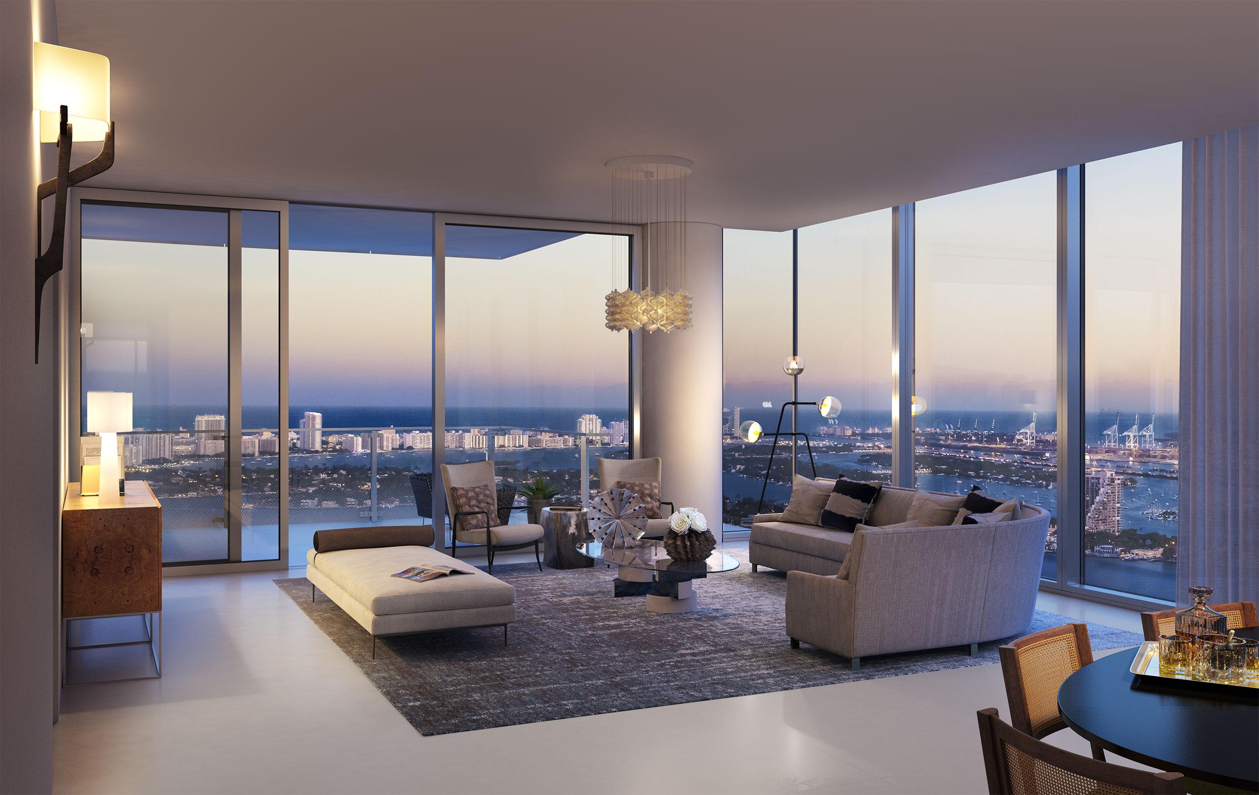 Missoni Baia Residences Miami