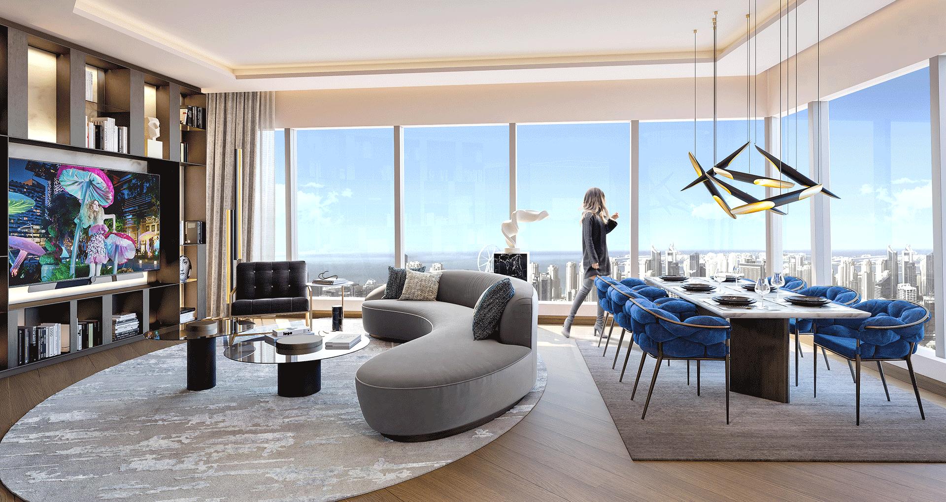 So Uptown Dubai Residences