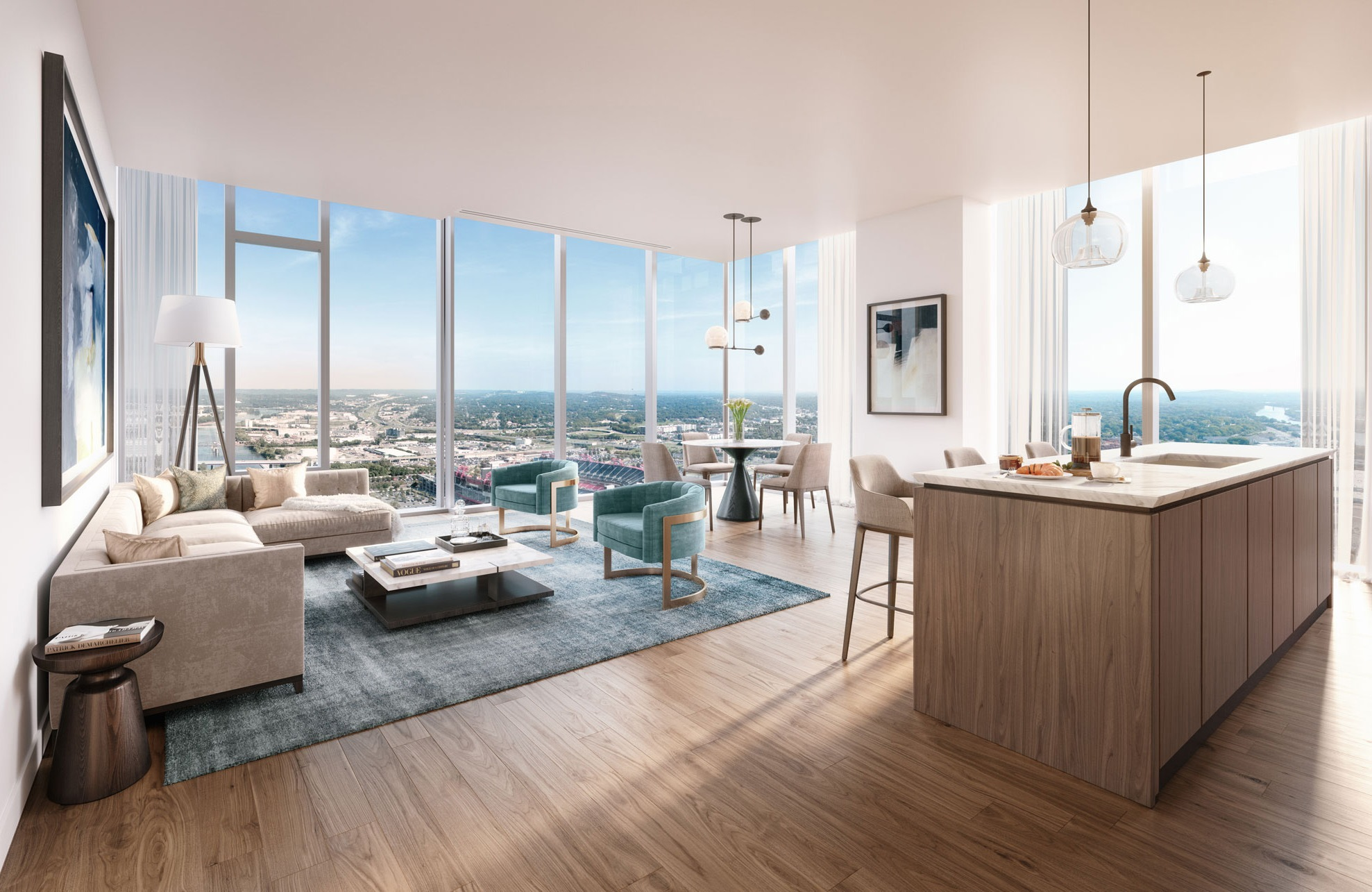Four Seasons Private Residences Nashville