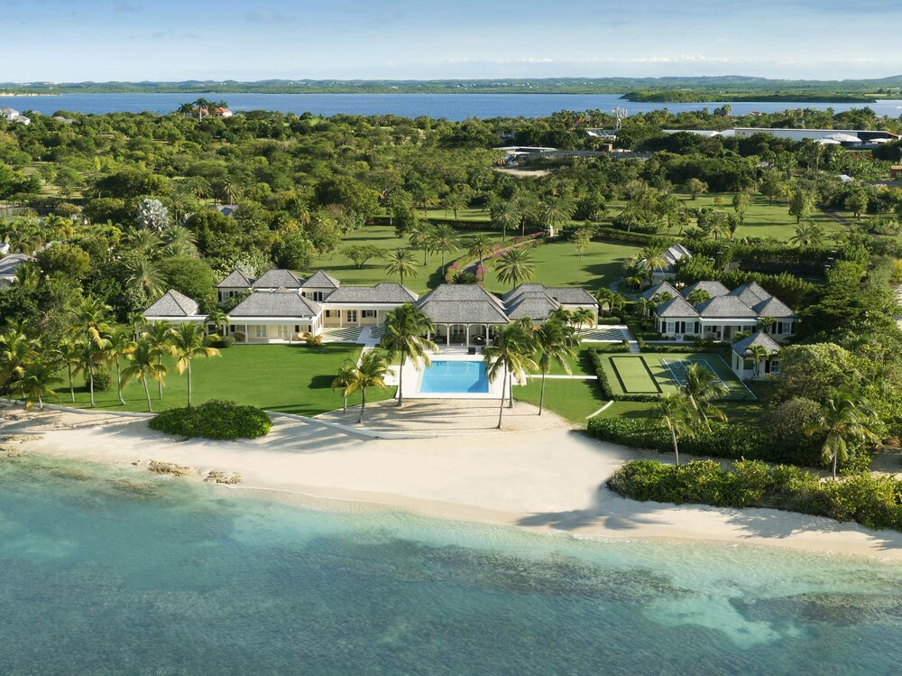 Jumby Bay Antigua Private Residences For Sale