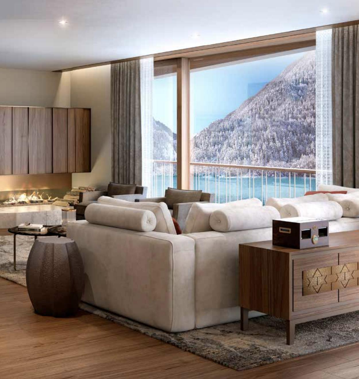 Grace St Moritz Apartments
