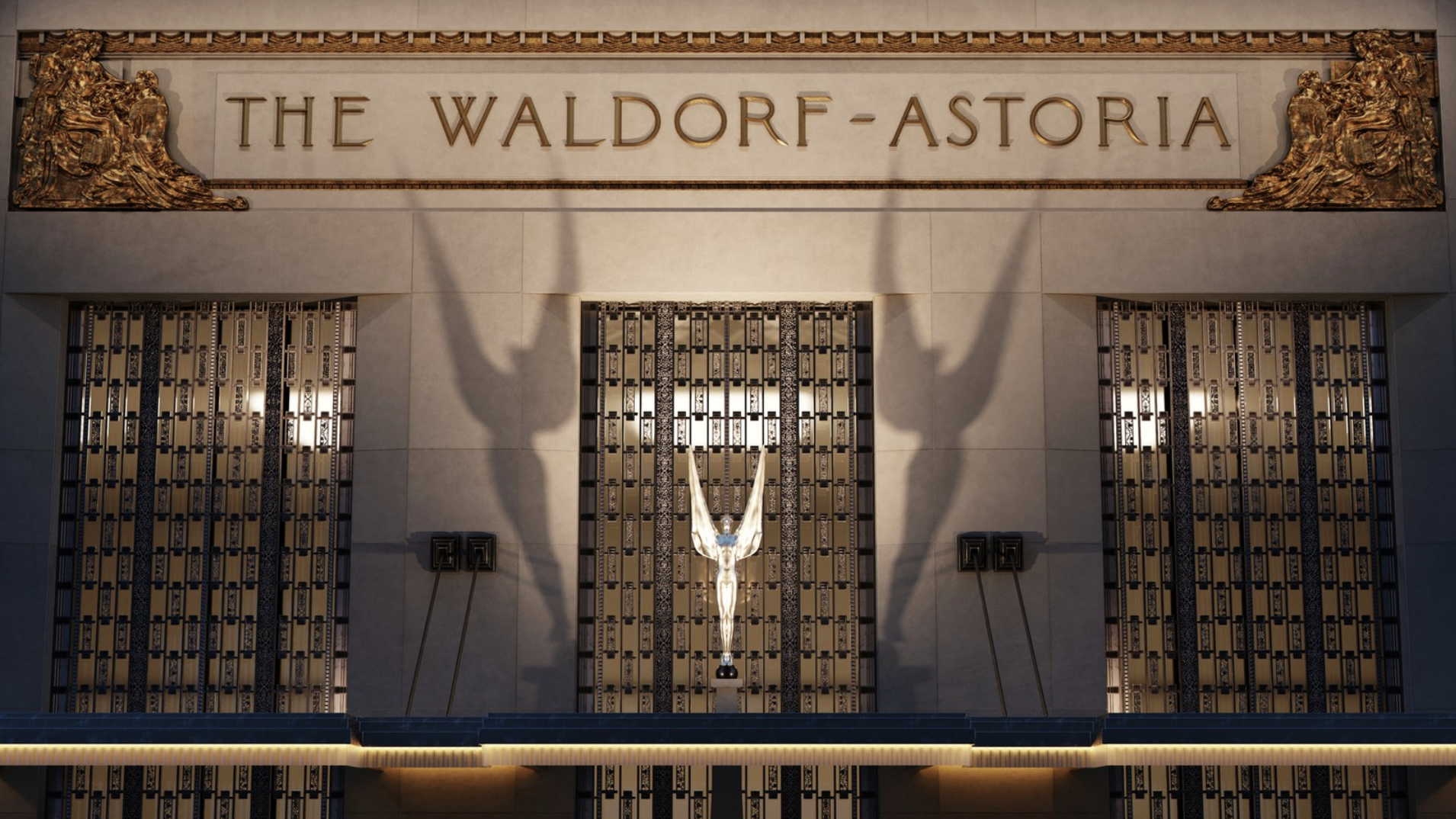 The Towers of the Waldorf Astoria Residences New York