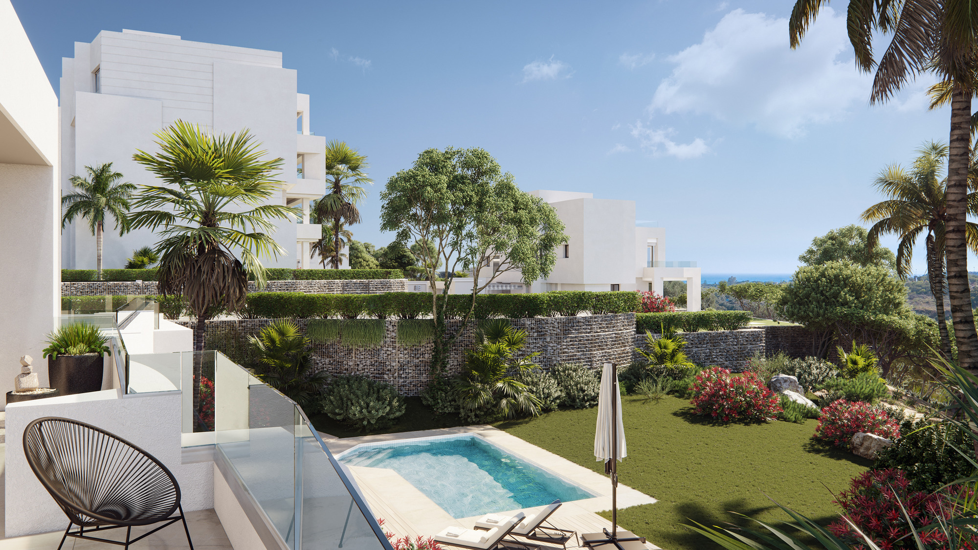 Soul Marbella_Townhouses_Exterior