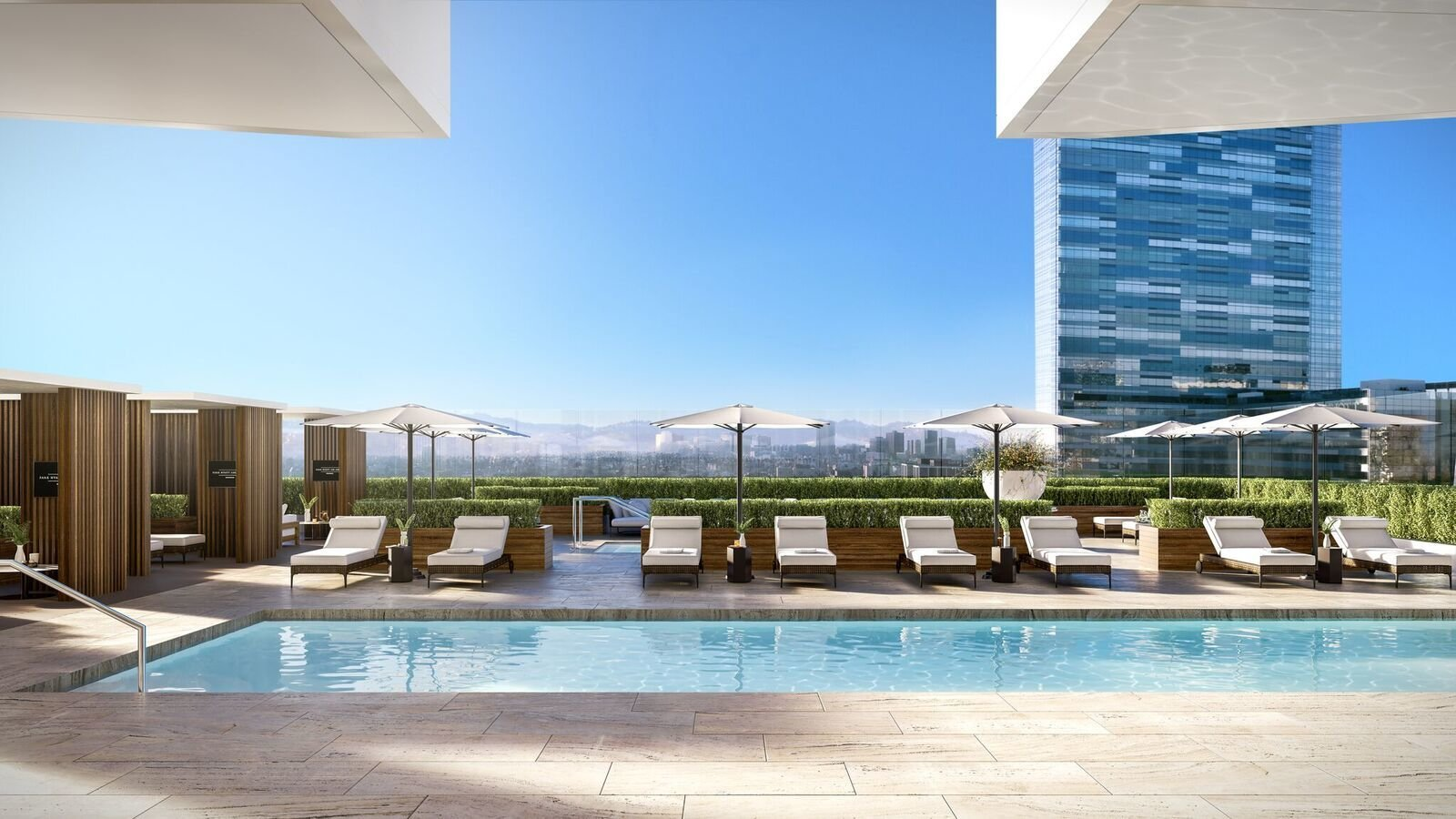 The Residences at Oceanwide Plaza Los Angeles