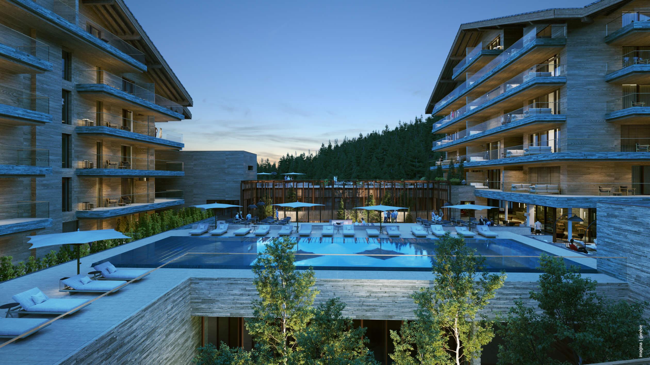 Six Senses Residences Crans Montana Switzerland