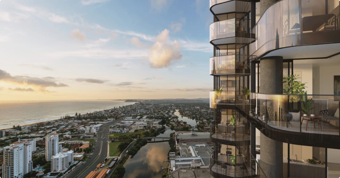 Star Residences Epsilon Gold Coast