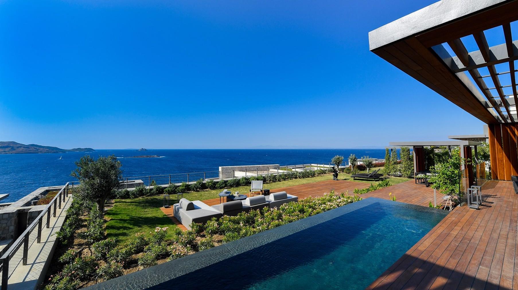 Ritz Carlton Residences Bodrum Turkey