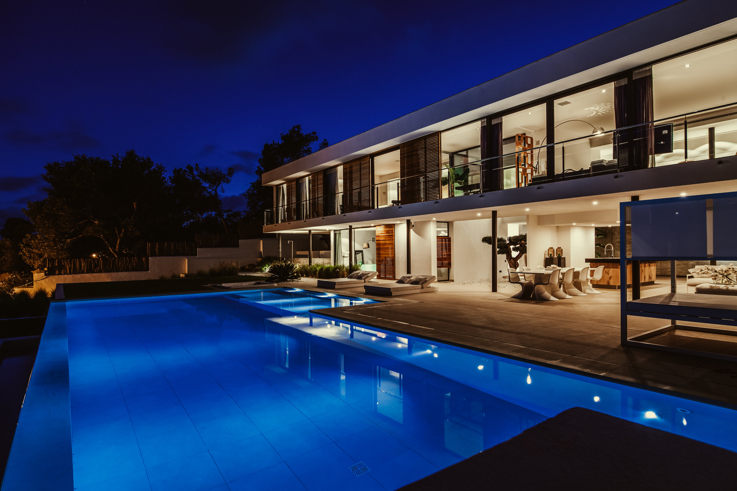 Modern villa for sale in Vista Alegre Ibiza