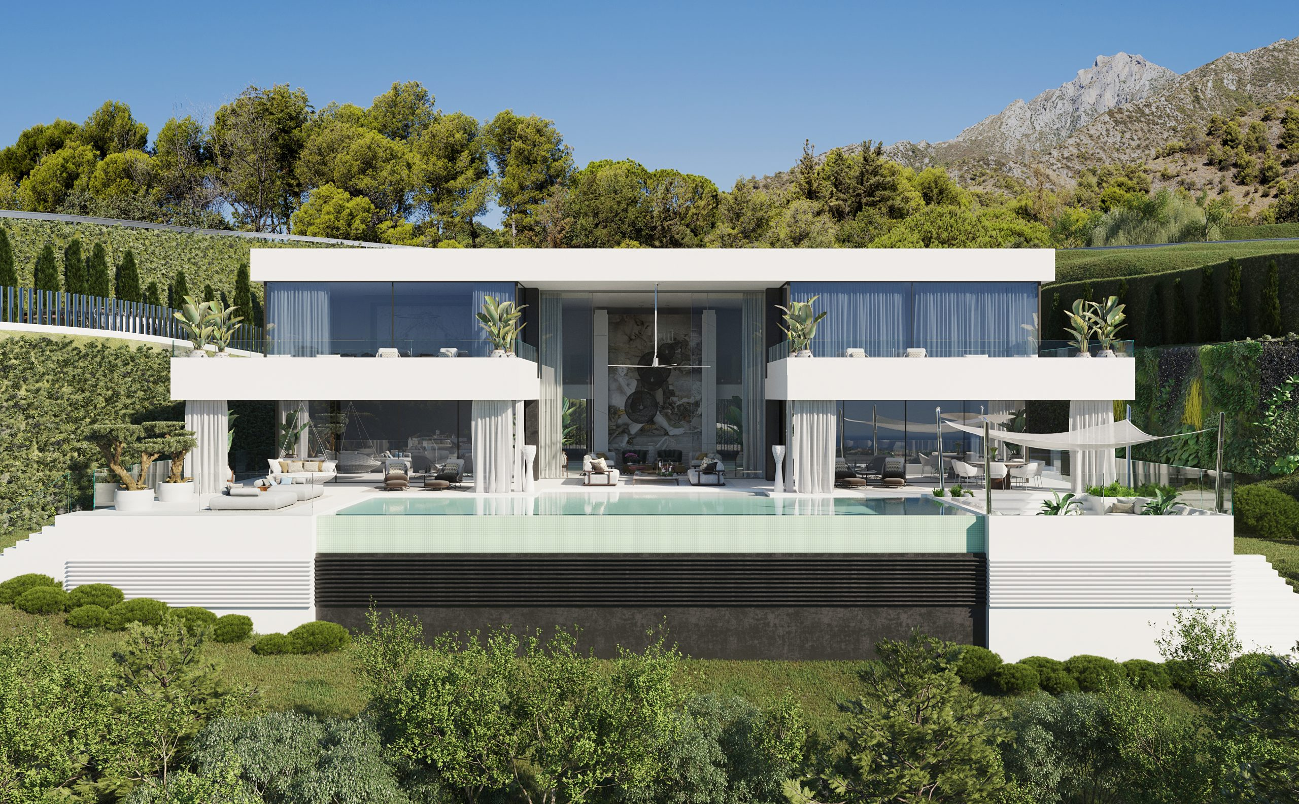 Luxury for sale near La Zagaleta Estate Marbella