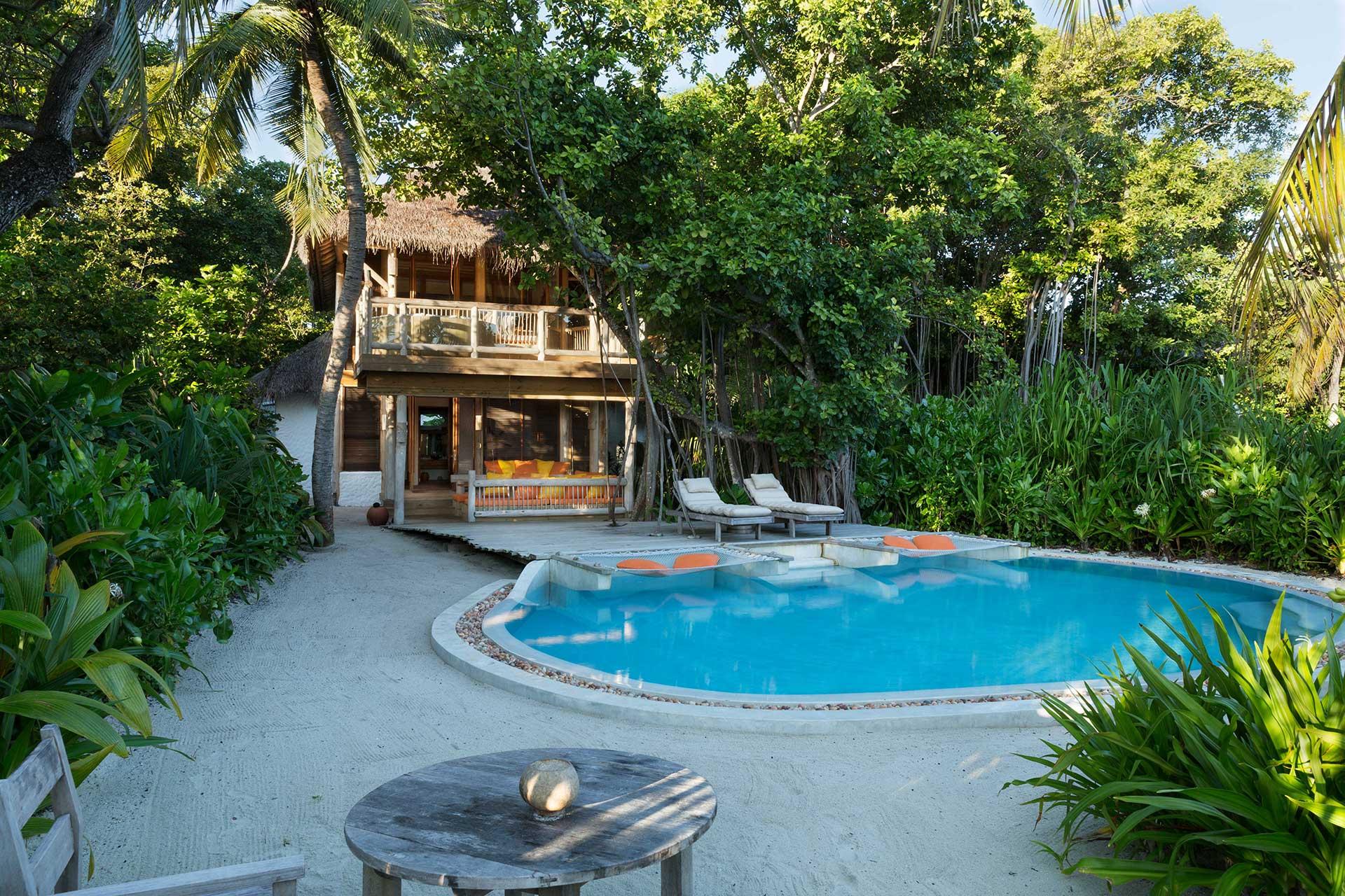 Soneva Fushi Villas for sale maldives