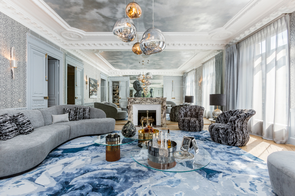 Luxury Apartment For Sale on Avenue Marceau, Etoile, Arc de Triomphe, Paris