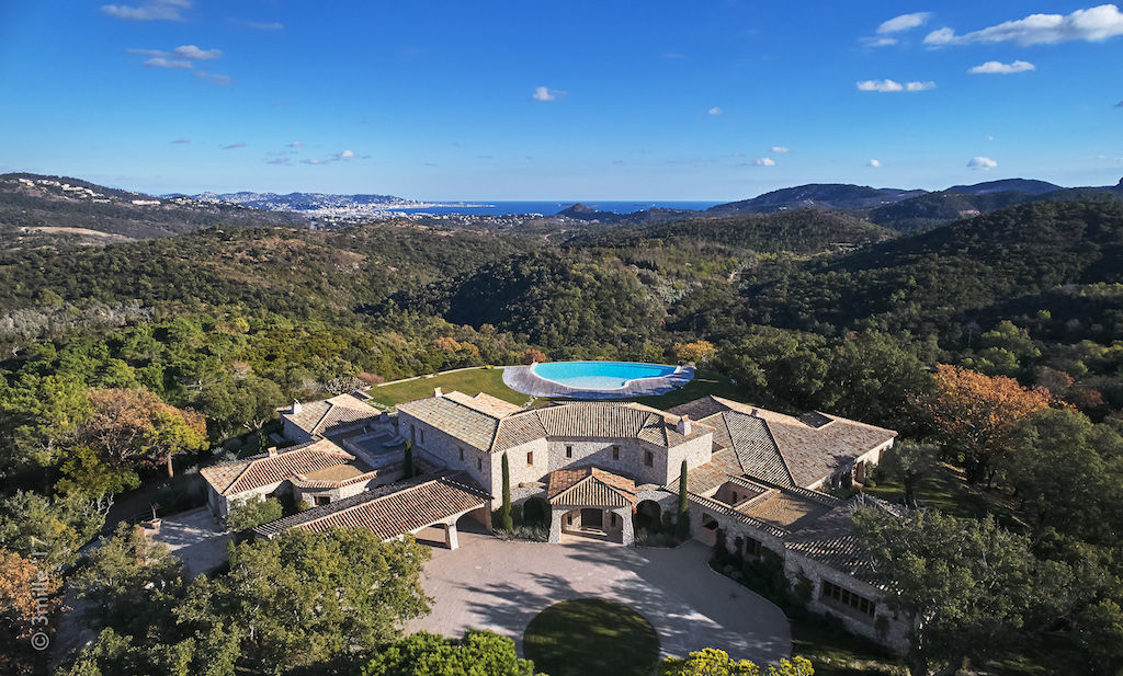 Extraordinary Private Domaine For Sale near Cannes, France