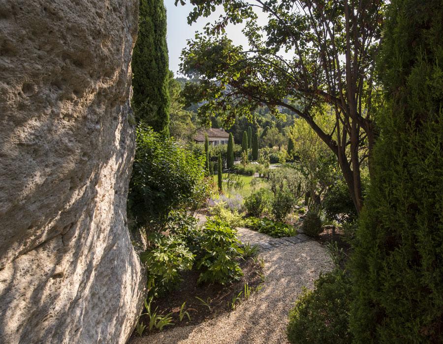 Exceptional Mas For Sale in Baux de Provence, France